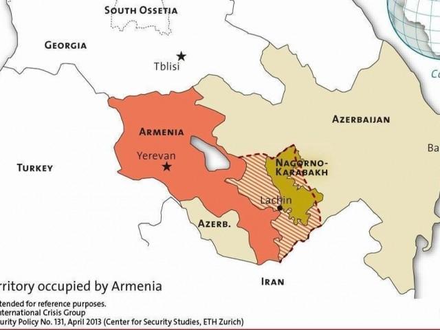 Armenien Und Aserbaidschan Bekampfen Sich Mit Grausamkeit